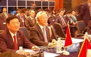 Phó Chủ tịch Quốc hội Uông Chu Lưu dự Hội nghị Chủ tịch Quốc hội Á - Âu
