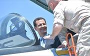 Giữa căng thẳng, Tổng thống Syria thử tài làm phi công Su-35