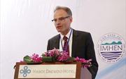 Việt Nam là một thành viên tích cực của đối tác đóng góp do quốc gia tự quyết
