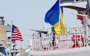 Mỹ, Ukraine bắt đầu cuộc tập trận tại Biển Đen