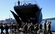 Lính Nga diễn tập chiến đấu trong thời tiết khắc nghiệt