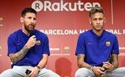 Messi và Neymar không tham dự chuyến du đấu trên đất Mỹ