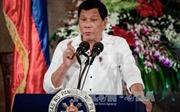 Tổng thống Duterte thừa nhận Mỹ cung cấp vũ khí cho Philippines chống khủng bố