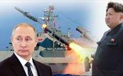 Lý do Nga 'bình chân như vại' trước tên lửa hạt nhân Triều Tiên