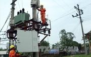 Điện lực Hà Tĩnh sẽ cấp điện cho số khách hàng còn lại bị ảnh hưởng bởi bão số 2