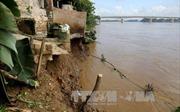 Sạt lở nghiêm trọng tại huyện Tam Nông, Phú Thọ