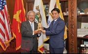 Hà Nội hướng tới phát triển thành phố thông minh và thúc đẩy hợp tác quốc tế