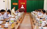 Kiểm tra, giám sát công tác phòng, chống tham nhũng tại Ninh Thuận