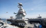 Mỹ đưa vào sử dụng tàu sân bay tối tân, đắt nhất trong lịch sử