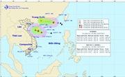 Bão chưa tan, lại thêm áp thấp nhiệt đới hoành hành trên Biển Đông