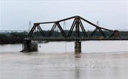Mực nước các sông xuống chậm, cảnh báo lũ quét và sạt lở đất