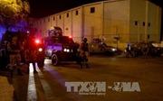 Đại sứ quán Israel tại Jordan bị tấn công