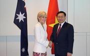 Australia khẳng định dành ưu tiên và thúc đẩy quan hệ với Việt Nam