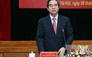 Trưởng Ban Kinh tế Trung ương tiếp Phó Chủ tịch Cơ quan Hợp tác quốc tế Hàn Quốc