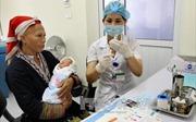 Tiêm vắc xin là cách phòng bệnh hiệu quả
