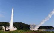Hàn Quốc, Mỹ lập tức tập trận đáp trả vụ Triều Tiên phóng tên lửa