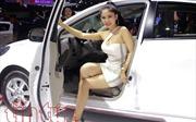 Những bóng hồng làm 'nóng' triển lãm ô tô Việt Nam 2017