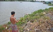 Phát hiện tử thi loã thể trôi trên sông Sài Gòn