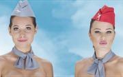 Tranh cãi quảng bá hình ảnh tiếp viên hàng không khỏa thân