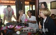 Nghệ nhân thổi hồn cho hoa giấy Thanh Tiên