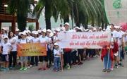 FrieslandCampina Việt Nam đồng hành cùng chương trình đi bộ 'vì nạn nhân chất độc da cam và người khuyết tật'