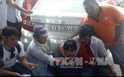 Bắt thủ phạm Việt kiều trộm xe 4 chỗ tại tòa nhà Becamex Tower