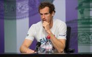 Số 1 thế giới Murray tiếp tục rút lui khỏi Giải quần vợt Cincinnati Masters