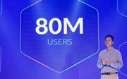 Zalo đạt 80 triệu thành viên