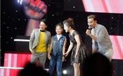 """The Voice Kids 2017"""": Tiểu Diva Như Ngọc khiến 4 HLV 'choáng váng'"""