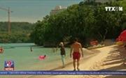 Đảo Guam trong những ngày trở thành 'mắt bão'