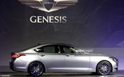 Hyundai thu hồi hàng trăm xe Genesis tại Trung Quốc để khắc phục lỗi phanh tay