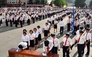 Căng thẳng với Mỹ tăng cao, hàng trăm học sinh Triều Tiên đăng ký nhập ngũ