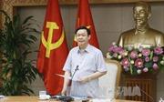 Phó Thủ tướng Vương Đình Huệ: Huy động quá sức dân, xử lý trách nhiệm người đứng đầu
