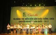 Bế mạc Cuộc thi tài năng trẻ sân khấu tuồng, chèo chuyên nghiệp