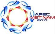 Thiết kế tem bưu chính 'Chào mừng Năm APEC Việt Nam 2017'
