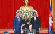 Phát huy quan hệ hợp tác Việt Nam - Lào - Campuchia