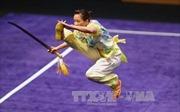 Dương Thúy Vi giành HCV đầu tiên cho đoàn thể thao Việt Nam