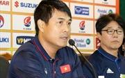 SEA Games 29: Thắng Philippines 4-0, HLV Hữu Thắng khen ngợi các tiền đạo