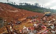 Điện chia buồn về thảm họa lũ lụt và lở đất tại CH Sierra Leone