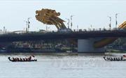 200 anh tài tranh giải đua thuyền truyền thống Đà Nẵng mở rộng