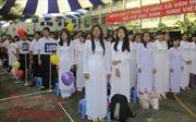 Lễ khai giảng năm học mới ngắn gọn nhưng vừa có 'lễ' vừa có 'hội'