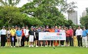 Thi đấu golf mở rộng ở Hong Kong nhân dịp Quốc khánh