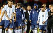 Đội bét bảng Venezuela ngáng đường đương kim á quân thế giới Argentina