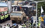 Mỹ rầm rập triển khai THAAD tại Hàn Quốc, Trung Quốc lo ổn định chiến lược bị phá vỡ