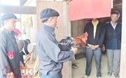 Lễ mừng nhà mới dân tộc Mông