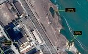 Lò phản ứng hạt nhân Yongbyon của Triều Tiên có thể đang hoạt động