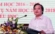 Bộ trưởng Phùng Xuân Nhạ làm Chủ tịch Hội đồng xét tặng danh hiệu 'Nhà giáo nhân dân', 'Nhà giáo ưu tú'