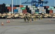 Thiết bị quân sự Mỹ bị đánh cắp khi vừa được chuyển ồ ạt tới Ba Lan
