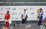 ASEAN Para Games 2017: Thêm 3 HCV nữa cho đoàn TT NKT Việt Nam