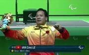 VĐV cử tạ Lê Văn Công dành sức cho giải vô địch thế giới
